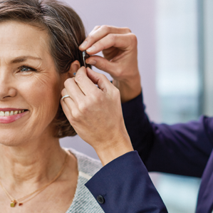 Premiere Audiology can help with ringing in your ears